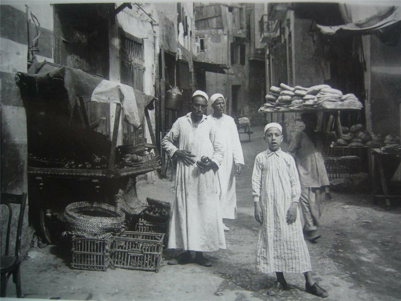 В арабском районе