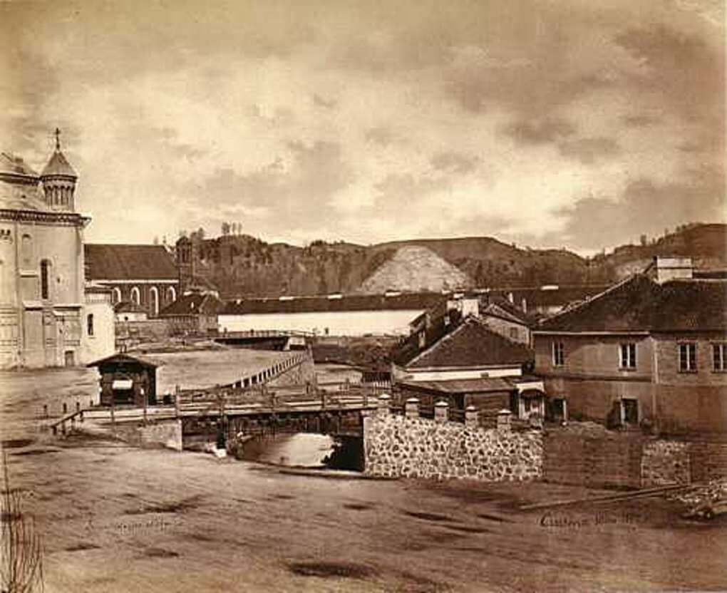 Мост на Заречье, 1880