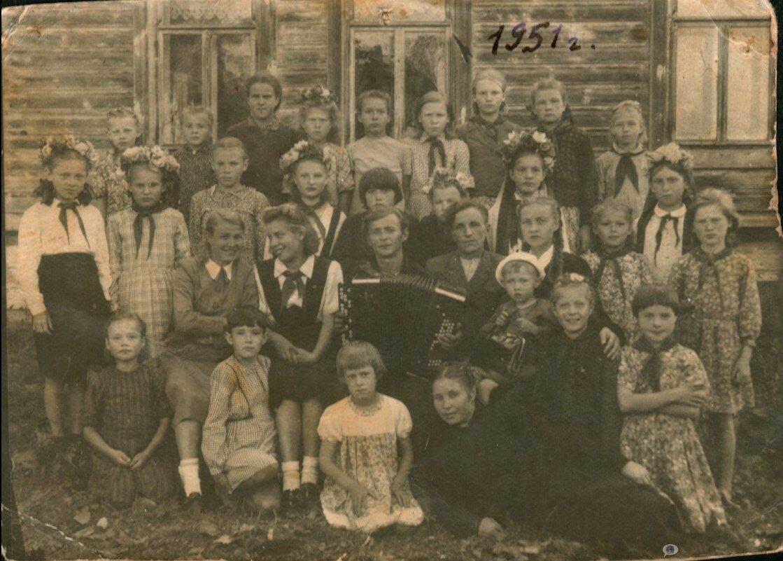 1951. Село Завод Михайловский
