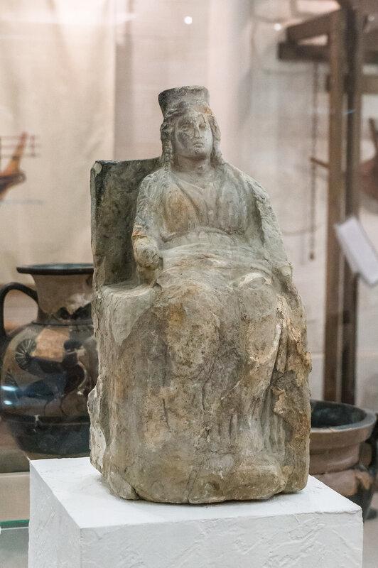 Богиня Тюхе - богиня счастья и удачи