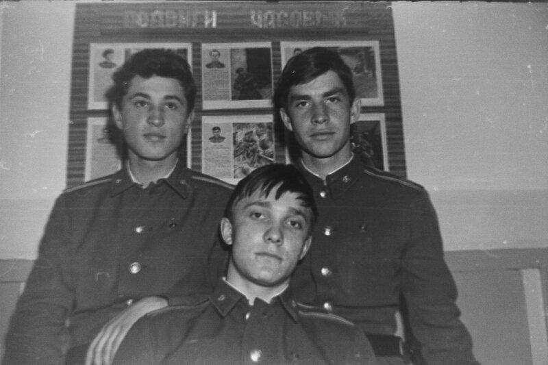 Омское ВОКУ 1981-1985