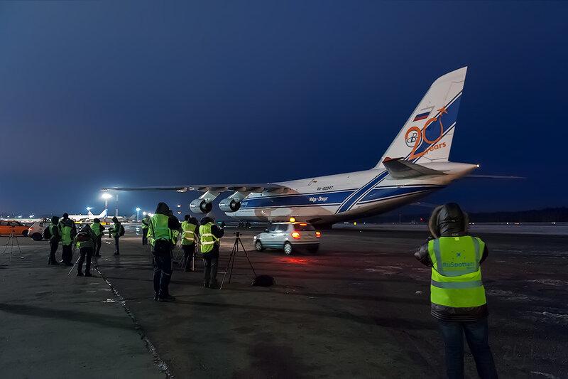 Антонов Ан-124-100 (RA-82047) Волга-Днепр D707859