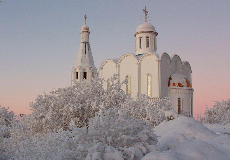 Церковь Спаса-на-Водах.