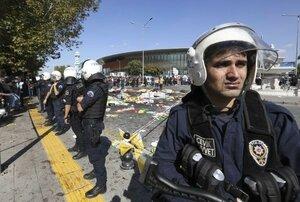 В Анкаре в результате теракта погибло 97 человек