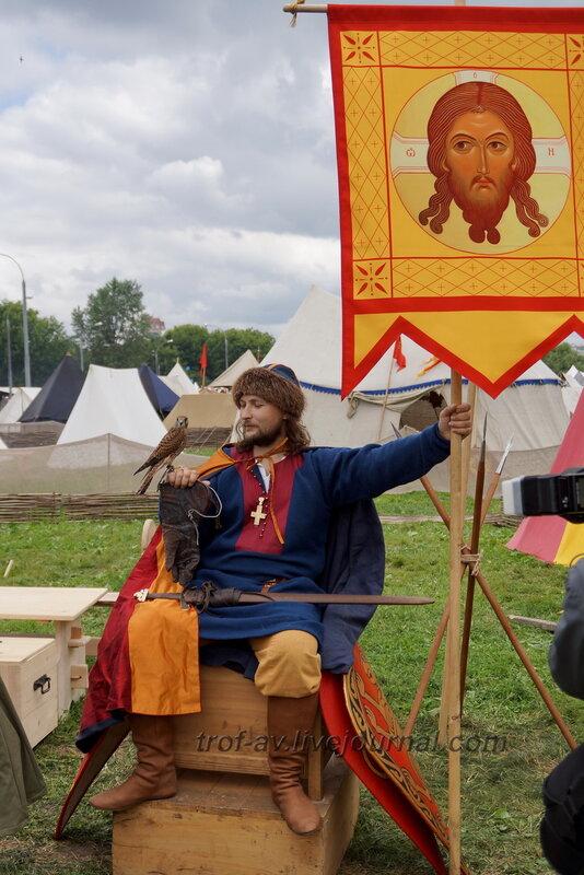Русский князь, Фестиваль «Времена и эпохи» – 2013
