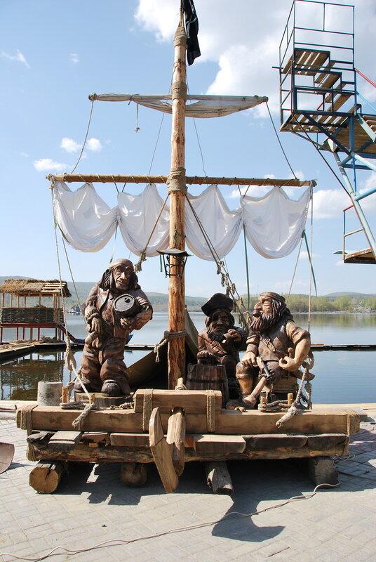 Пиратская гавань (20.06.2013)