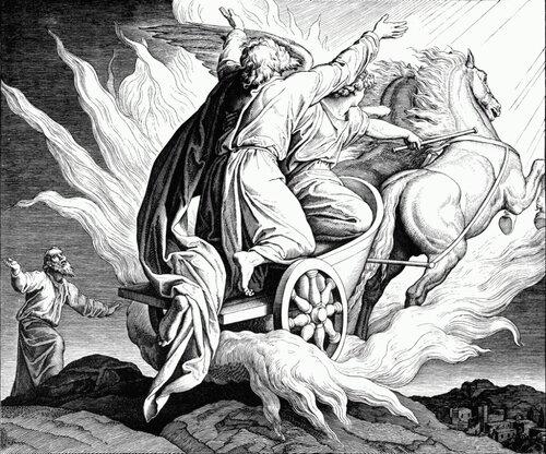 Ветхозаветный святой пророк Илия