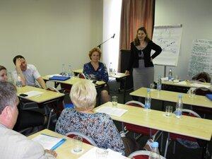 Семинар в Санкт-Петербурге (правовые инспекторы труда и ответственные за орг.профсоюзную работу), май 2011 год