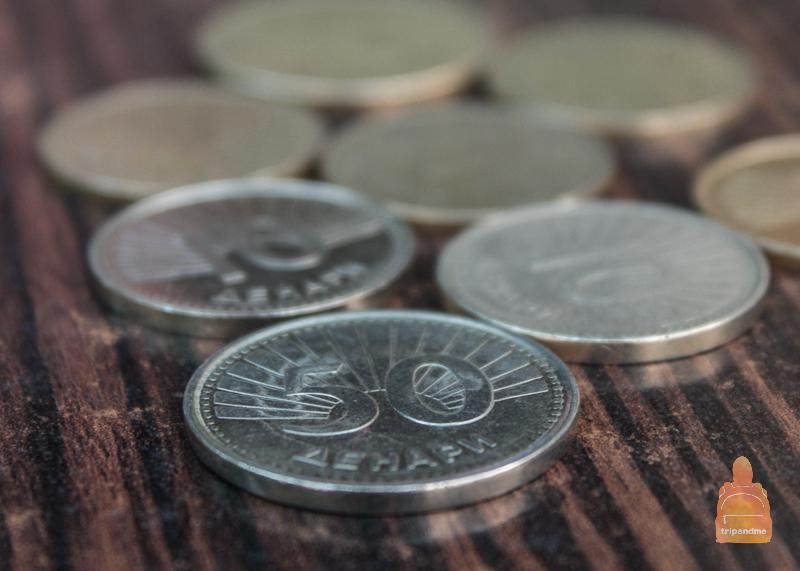 Монеты Македонии