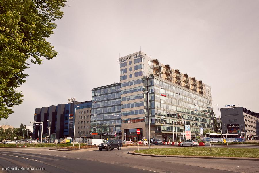 Эстония, Таллин, квартал Ротерманна