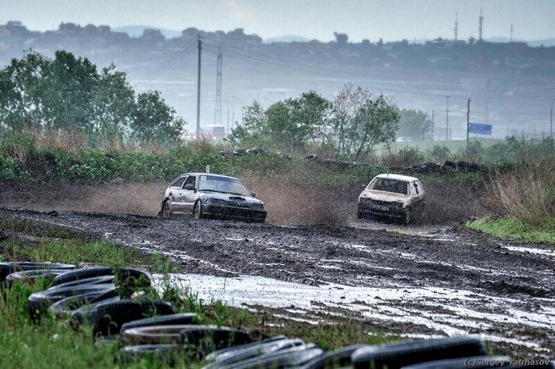 Автокросс Чемпионат СФО 22 июня 2013 Красноярск