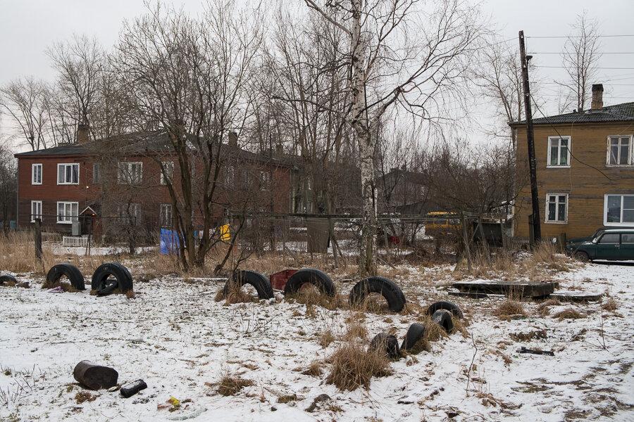 Петрозаводск, Пятый посёлок