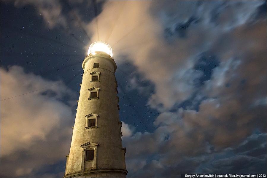 Как устроен маяк