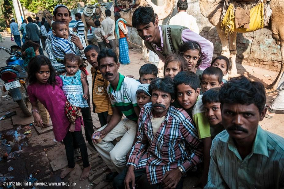 Приятная встреча - путешествие по Индии / India by Michal Huniewicz