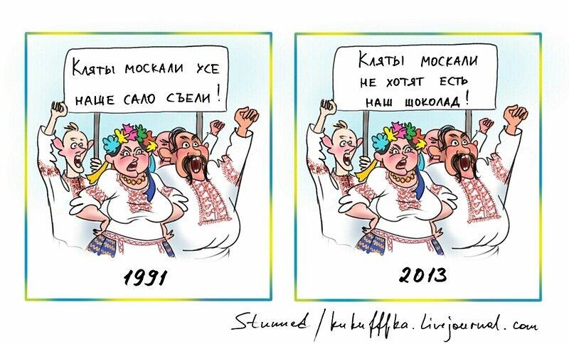 Украинский народ?