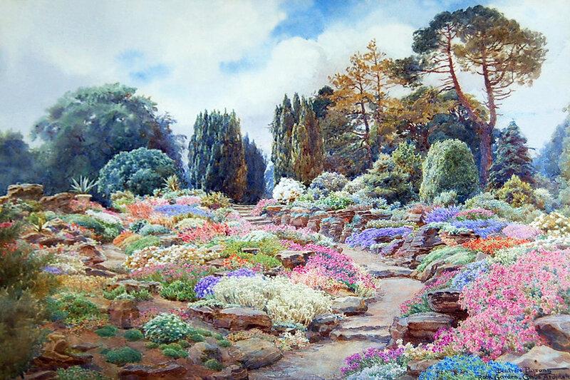 Rock Garden Castle Archdale
