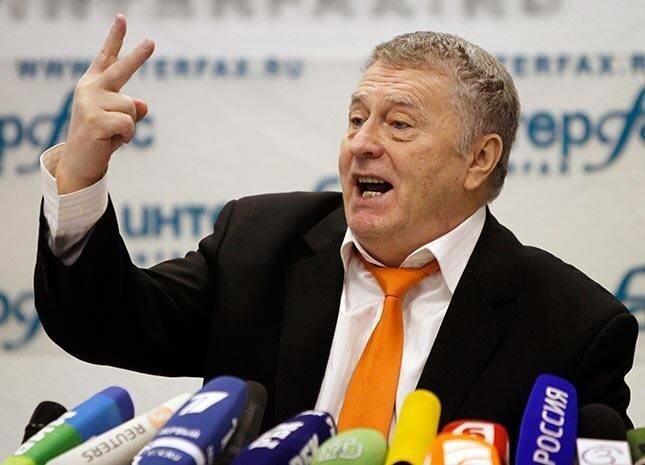 Жириновский вводит для однопартийцев норматив на половую жизнь: раз в квартал — 3-4 раза в год
