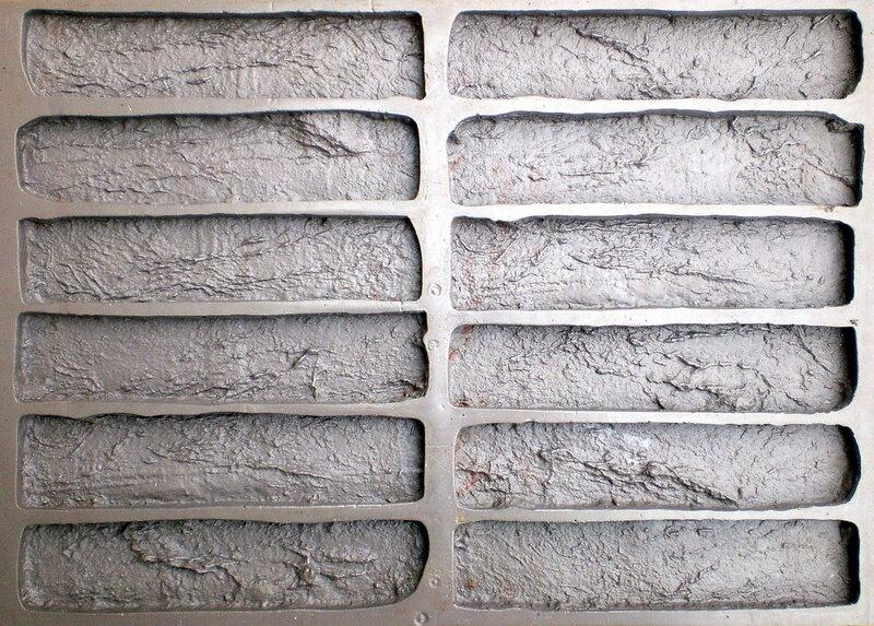 Старый кирпич, плитка фасадная
