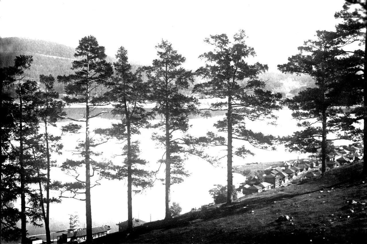 Вид на Демидовку