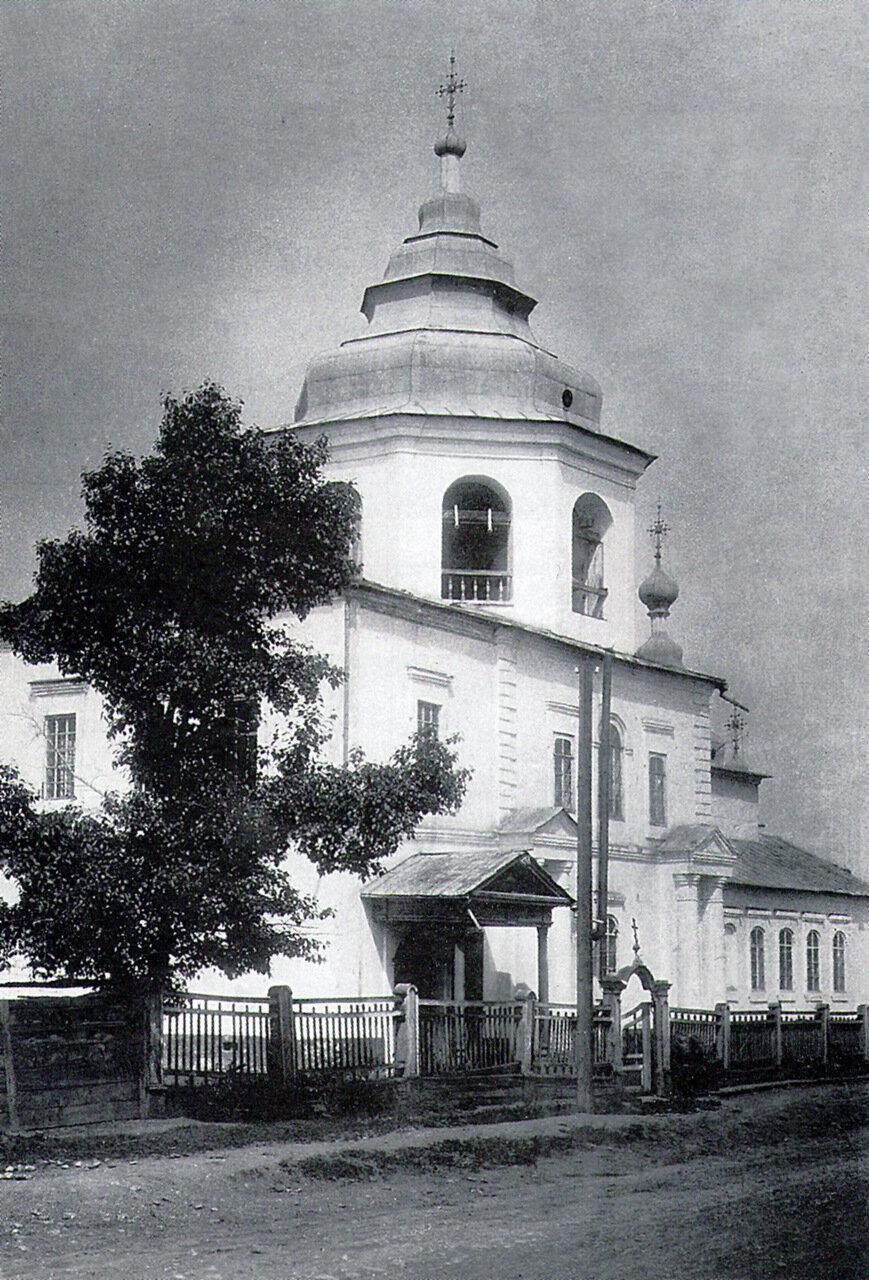 Покрово-Сретенская церковь