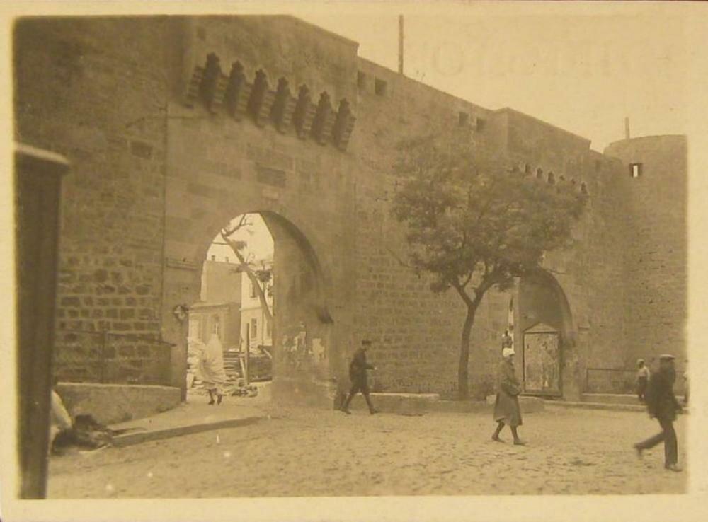 1932. Крепость. Гоша гапы