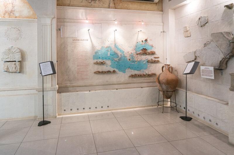 Музей Горгиппии в Анапе