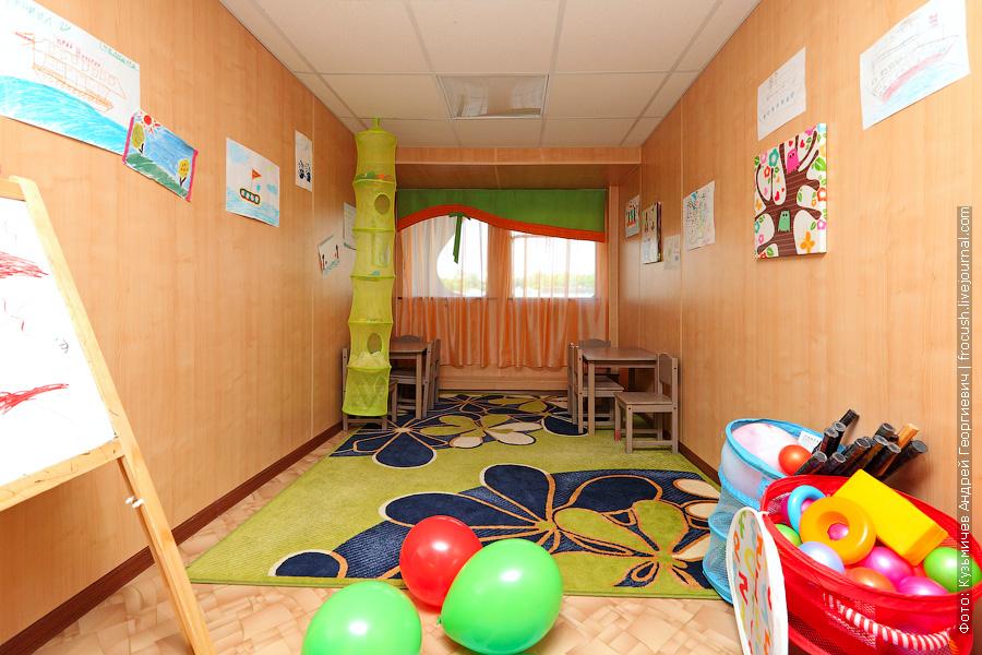 интерьеры теплоход Юрий Никулин детская комната