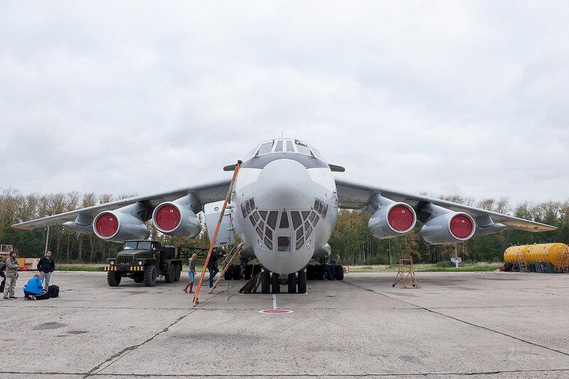 Ильюшин Ил-78М (RF-94270 / 32 синий) ВВС России D707272