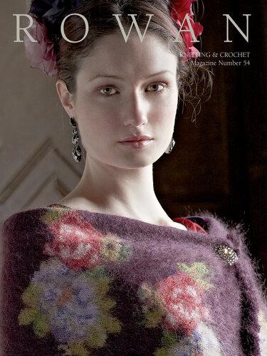 Rowan Knitting & Crochet Magazine №54 2013