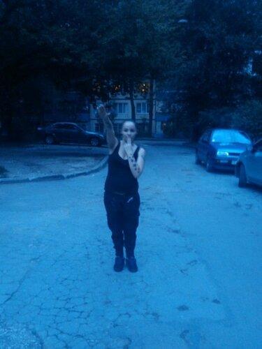 В Кишинёве процветает неонацизм — фото на кладбище
