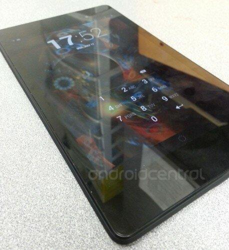 В Сеть просочились фото нового планшета NEXUS 7