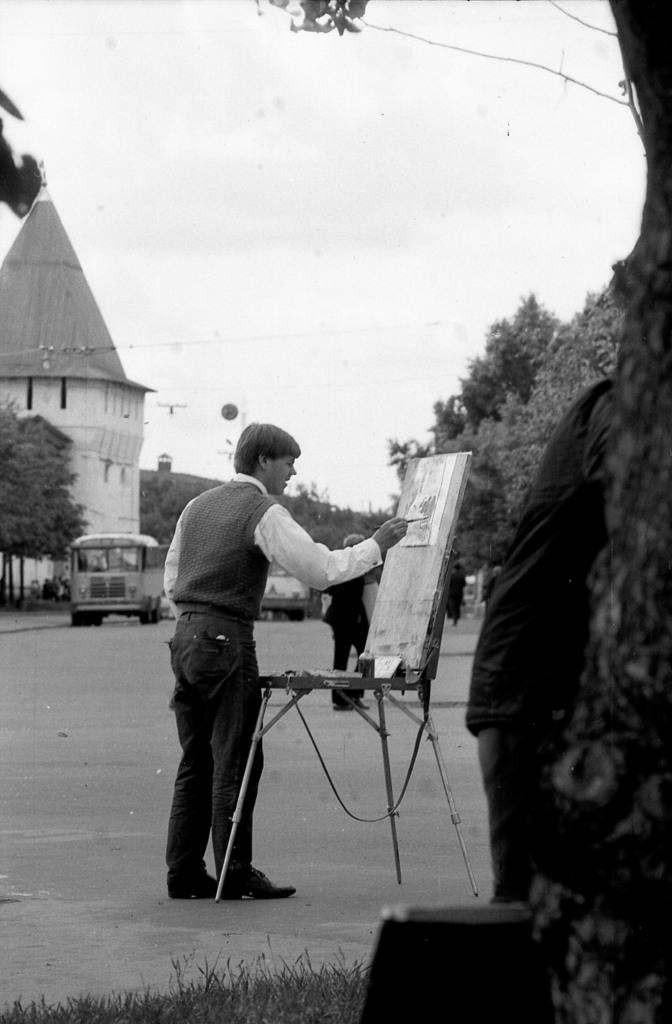 Исторический Ярославль