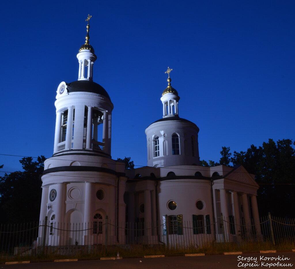Храм Влахернской иконы Божией Матери в Кузьминках №2