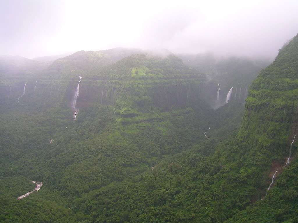 Чудесные ландшафты, созданные Природой.