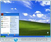Windows XP Professional SP3 (X-Wind) by YikxX, RUS, VL, x86, AHCI/RAID Adv [Naked Edition 2013] (26.10.2013)