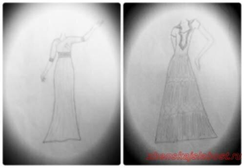 Креатив - начало творчества Залины