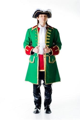 Мужской карнавальный костюм Петр I