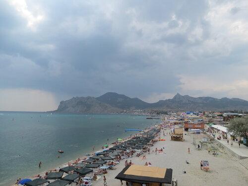 Нудистские пляжи фото в коктебеле крым