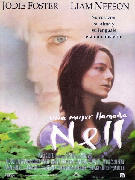 Нелл / Nell (1994/DVDRip)