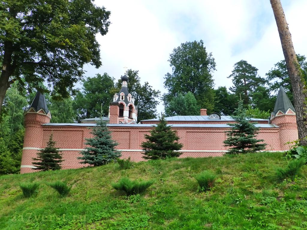 Саввино-Сторожевский монастырь Звенигород