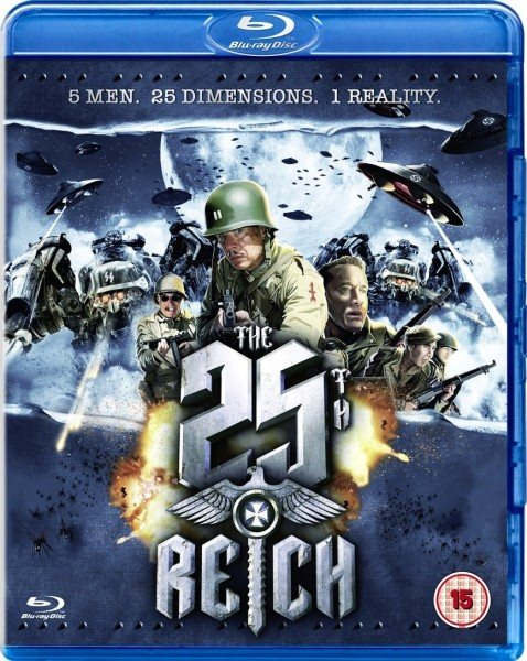 25-ый рейх / The 25th Reich (2012) HDRip