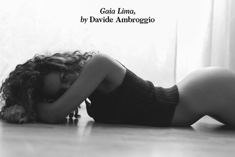 PMAG Gaia Lima by Davide Ambroggio