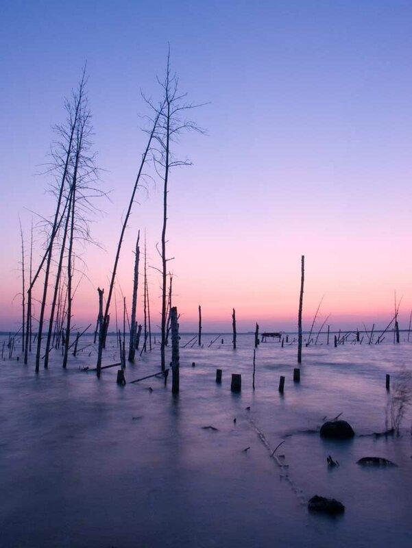 Озеро Треустан зимой (30.07.2013)