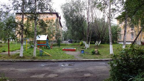 Фото города Инта №5336  Социалистическая 4а и 6 30.07.2013_13:24
