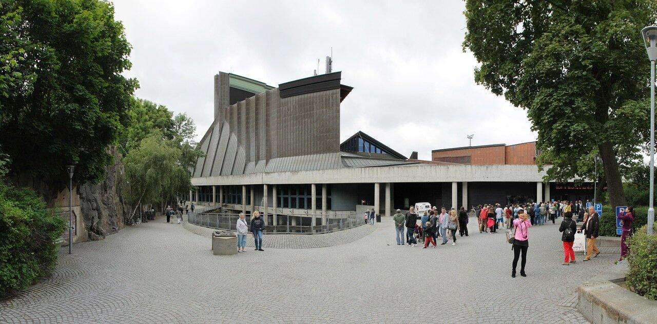 Стокгольм, музей корабля Ваза