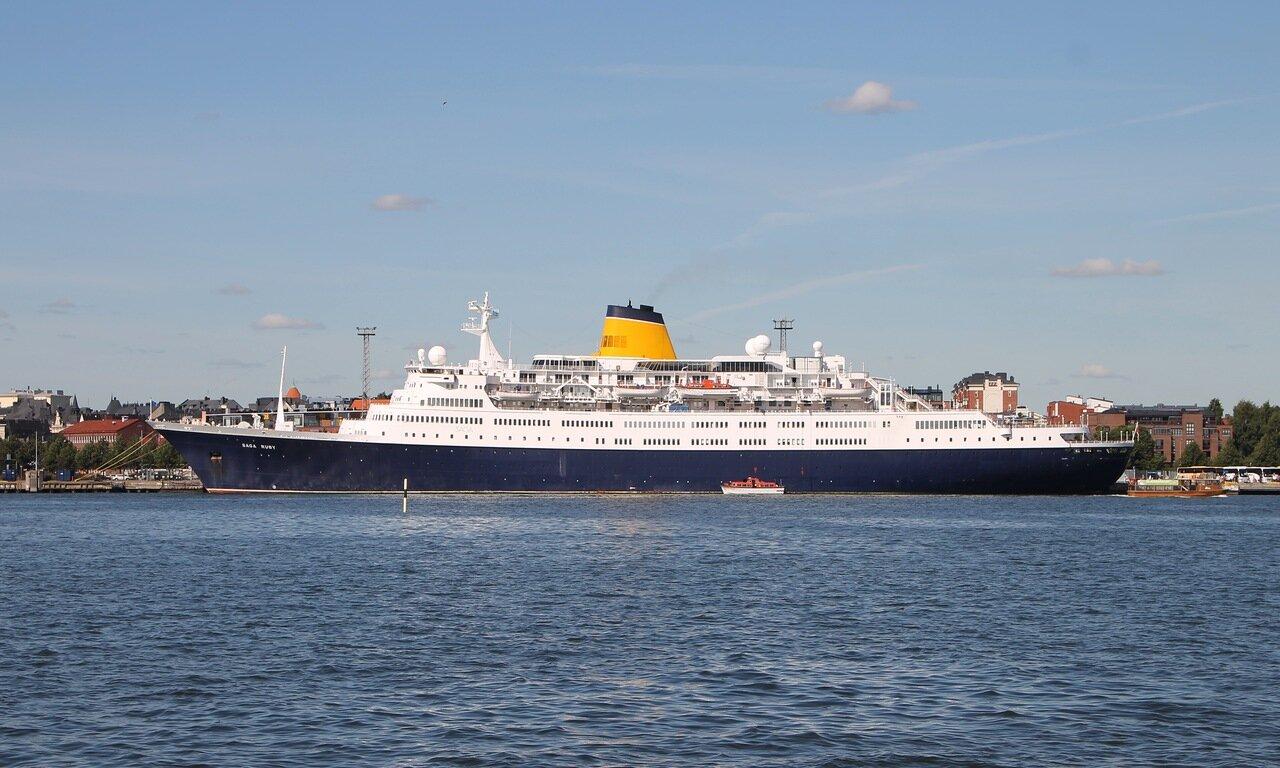 Saga Ruby ocean liner