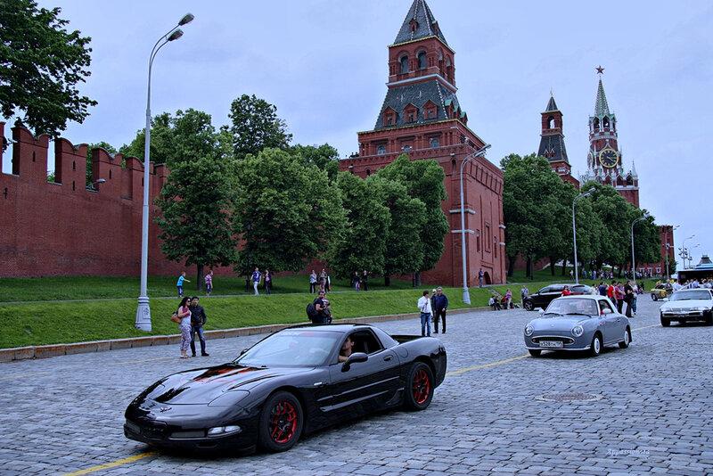 «Авто-мото Парад 2013»
