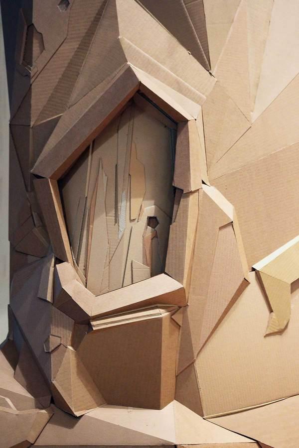 Картонный реализм от Бартека Эльснера / Bartek Elsner