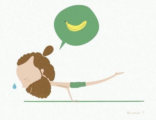 Аштанга виньяса йога — в комиксах и иллюстрациях Boonchu Tanti /  <p> Бунчу Танти. 25 картинок