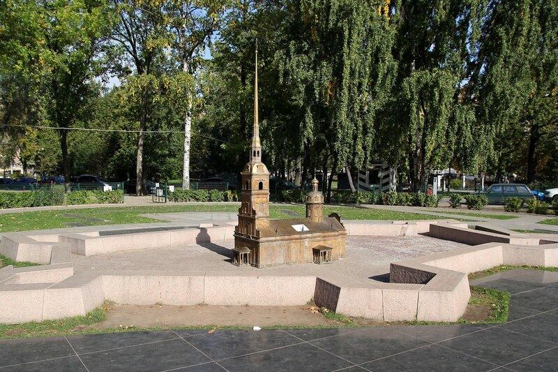 Петропавловская крепость - Санкт-Петербург в миниатюре Img_8061
